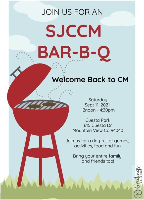 SJCCM_Welcome_Back_to_CM_ BBQ