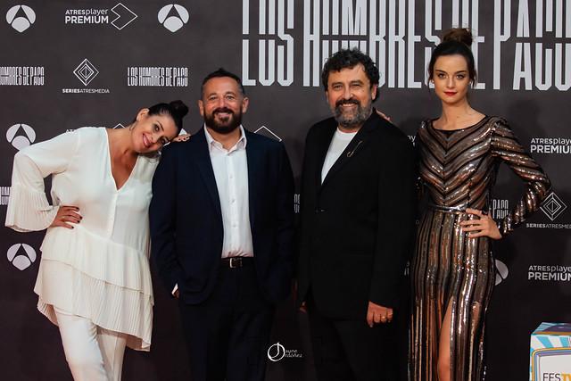 LOS HOMBRES DE PACO 2021 . FESTVAL