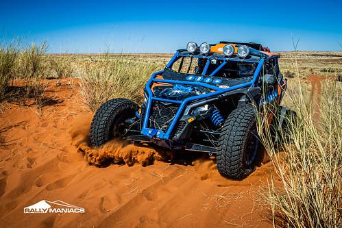 Kalahari Rally 2021 Stage 4