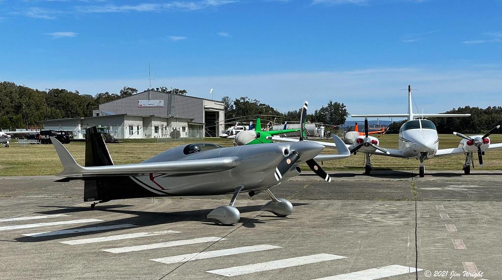 Aerobatic #1