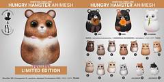 SEmotion Libellune Hungry Hamster Animesh