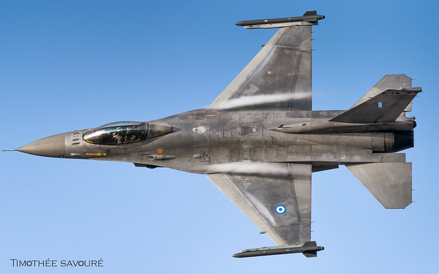 AFW21 | Hellenic Air Force Lockheed F-16C Block 52 | 525