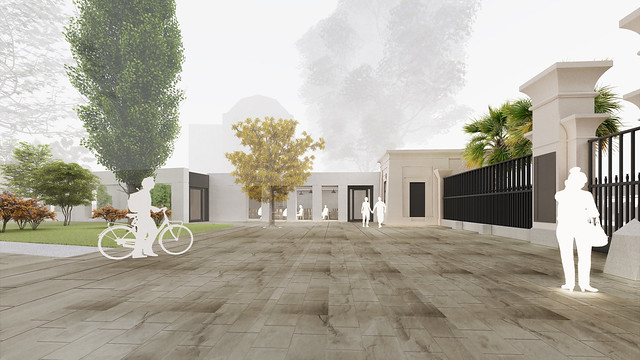 Abney Park cafe designs