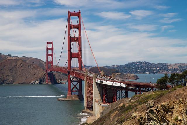 Classic Golden Gate