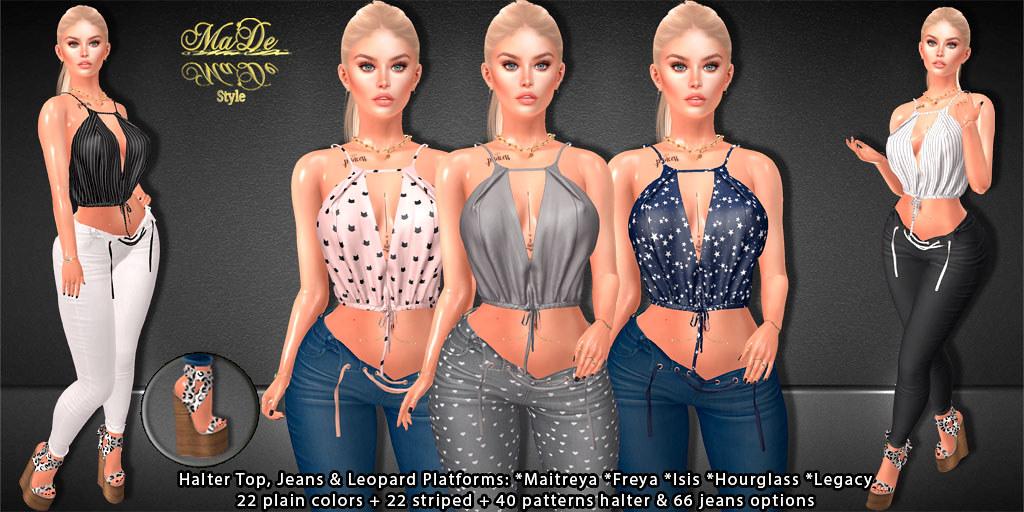 [>Ma'De<] Aisha Full Outfit