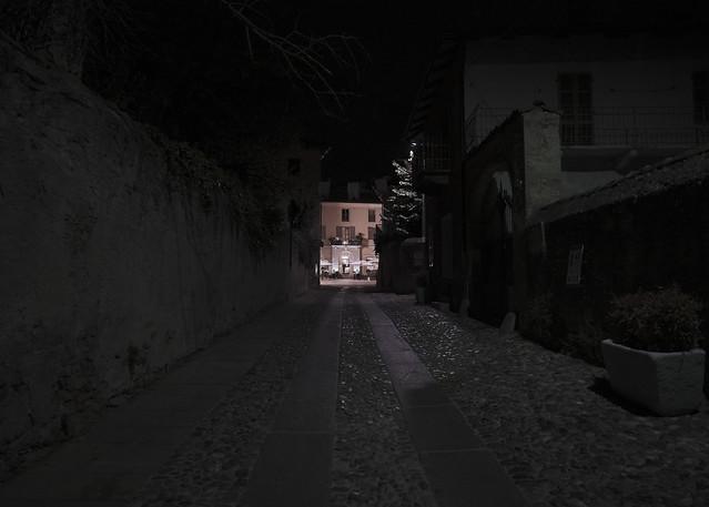 DSCF2571 Avigliana By Night