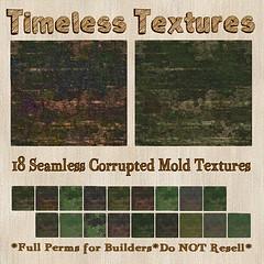 TT 18 Seamless Corrupted Mold Timeless Textures