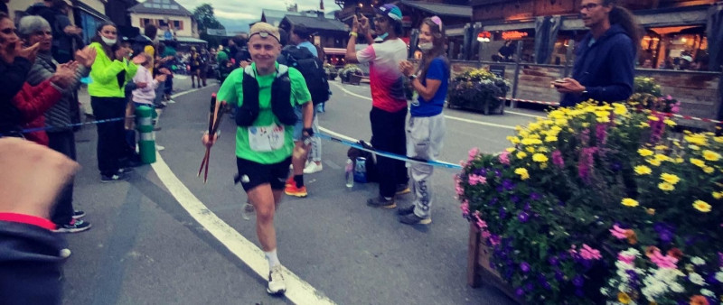 Štverák skončil v 171kilometrovém závodě kolem Mont Blancu na jednatřicáté příčce