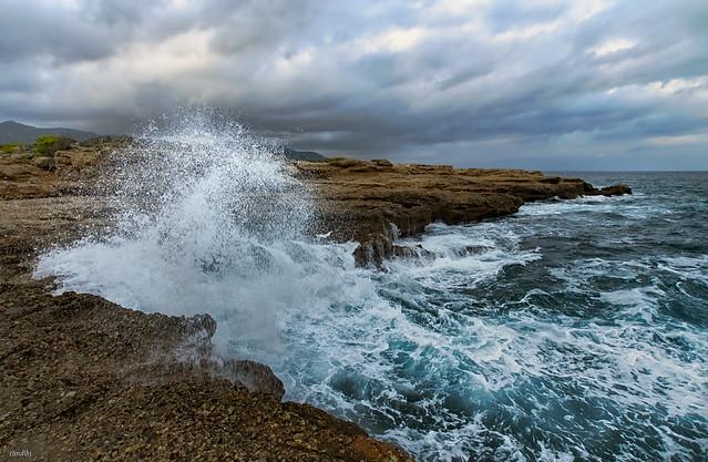 Paisaje costero, explore 09-09-2021