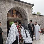 8 сентября 2021, Митрополит Амвросий посетил Цетинский монастырь Черногорской митрополии | 8 September 2021, Metropolitan Ambrose visited the Cetinje Monastery of the Montenegrin Metropolitanate