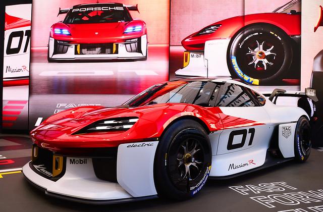Munich - Porsche Mission R