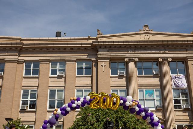 Happy 200th Birthday Gonzaga! (2021)
