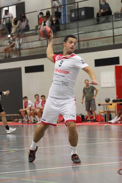 SG Horgen-Wädenswil - SG Handball Züri Oberland 1 (1)