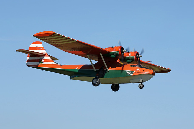 Canadian Vickers PBY-5A Canso C-FNJE