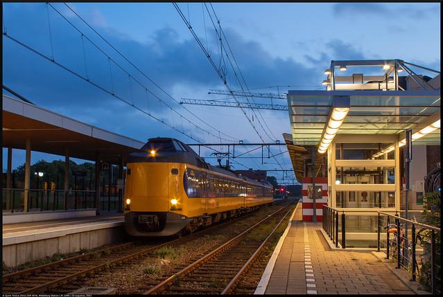 ICM 4076 // IC 2289 // Middelburg, Station // 16 augustus 2021