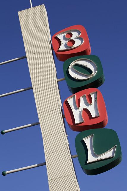 West Lane Bowl