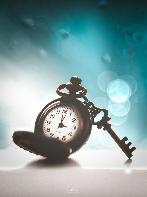 Almost 3 o'clock [In Explore]