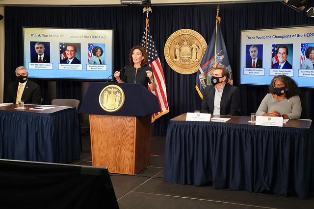 Governor Hochul Announces #VaxtoSchool Campaign to Drive COVID-19 Vaccination Rates Among School-Aged New Yorkers Statewide
