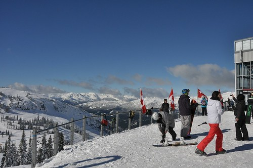 The Captivating Mountain Ranges of Whistler