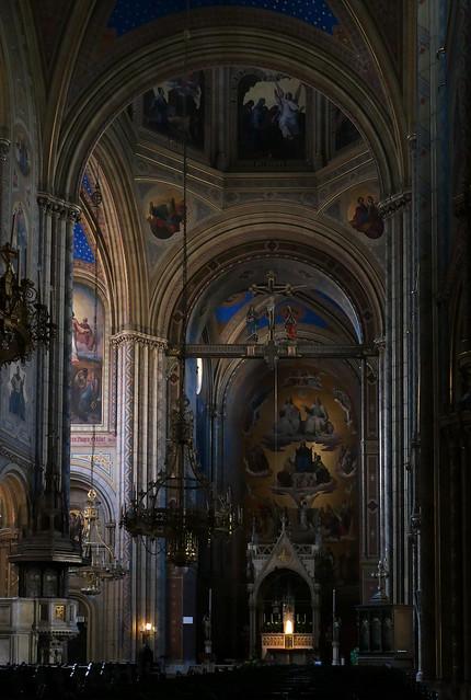 Altlerchenfelder Pfarrkirche zu den Sieben Zufluchten
