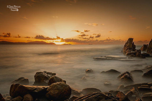 Silent Sunset ... Azkorri ..