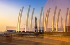 Blackpool towers