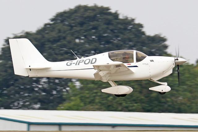 G-IPOD  -  Europa Aviation Europa XS c/n PFA 247-14007  -  EGBK 4/9/21