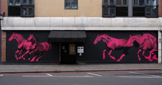 Hoxton Ponies, Shoreditch 2021