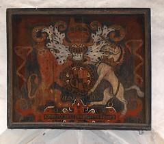 James I royal arms: 'Exurgat Deus Dissipentur Inimici'