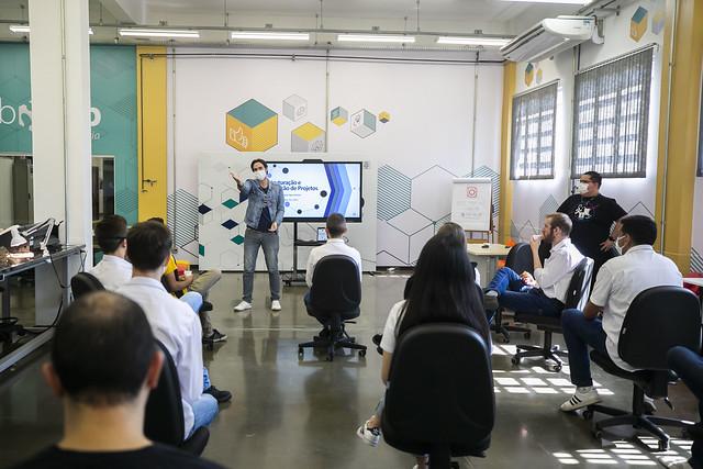 Workshop Metodologias Ágeis e Inovação