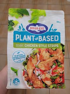 Bird's Eye Plant Based Chicken Strips