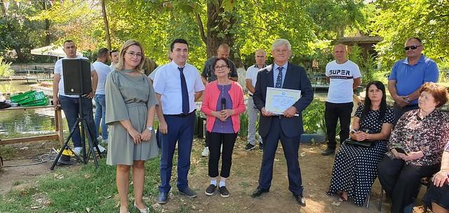 Albania-2021-09-02-Overseas Albanian School Leaders Honored
