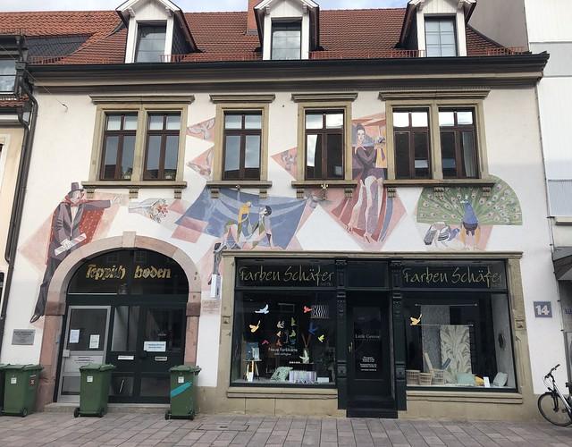 """Das"""" Farbenhaus"""""""