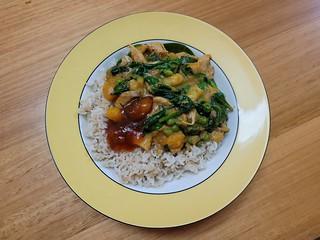 Easy Vegan Pumpkin Curry from Vegan Richa