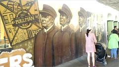 Pullman Porter Mural