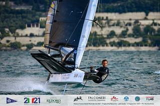Fraglia Vela Malcesine_2021 Moth Worlds-3042_Martina Orsini