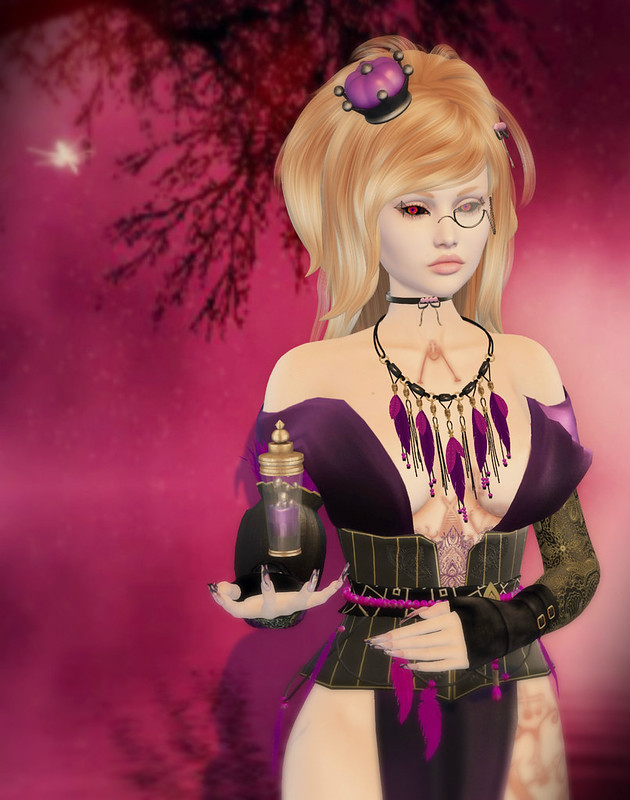 Helli Riddler - SL Syndicate - Potion Maker