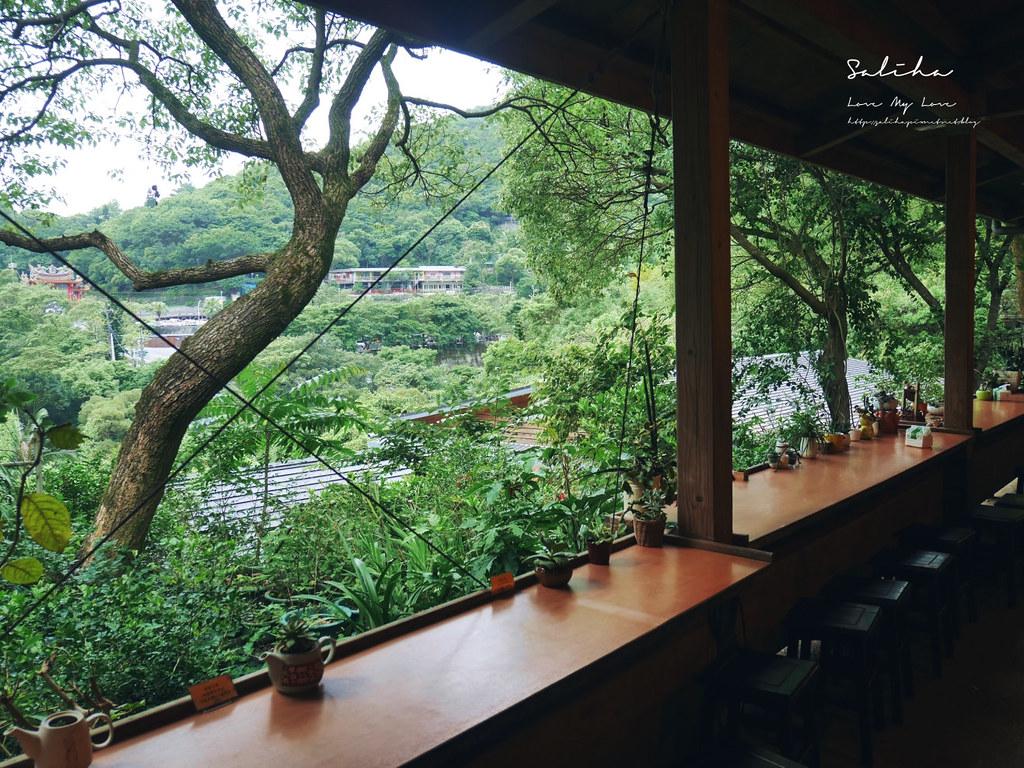 內湖白石湖附近隱藏版美食茗穀屋烘培坊蛋糕甜點下午茶便宜cp值高景觀餐廳 (4)
