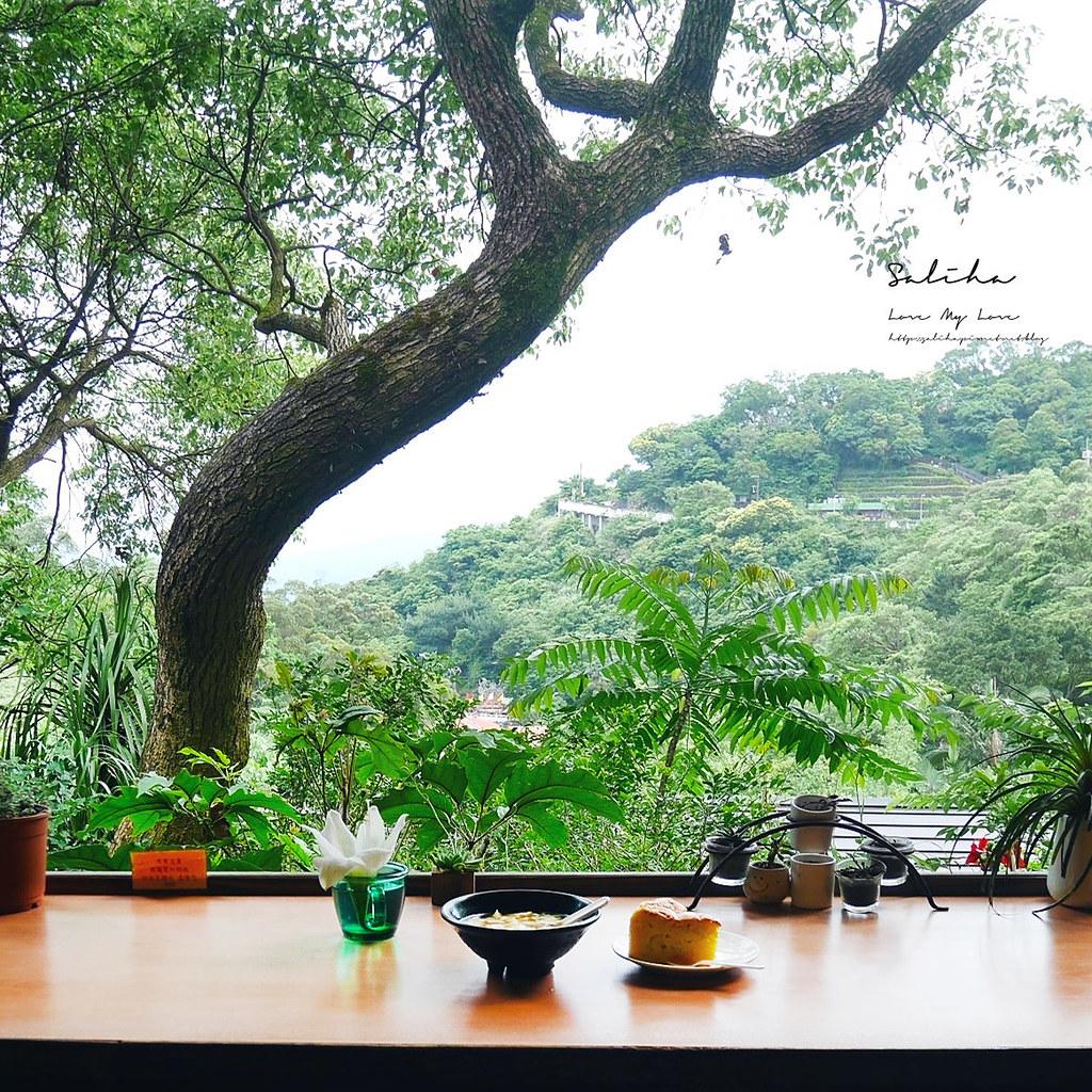 內湖白石湖附近隱藏版美食茗穀屋烘培坊蛋糕甜點下午茶便宜cp值高景觀餐廳 (3)