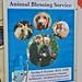 Animal Blessing Service, Canterbury, UK