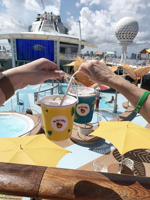 Malibu Drinks
