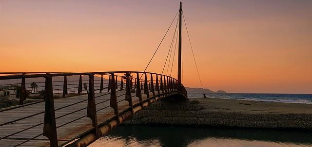 The old small bridge
