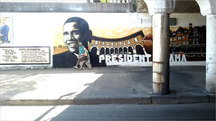 Obama Mural