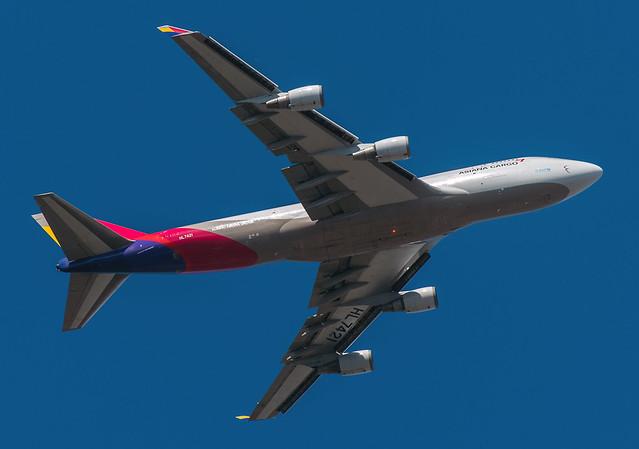 Boeing 4 Engine study