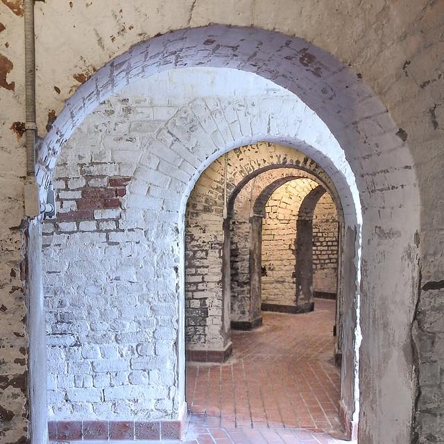 Savannah Georgia / Old Fort Jackson