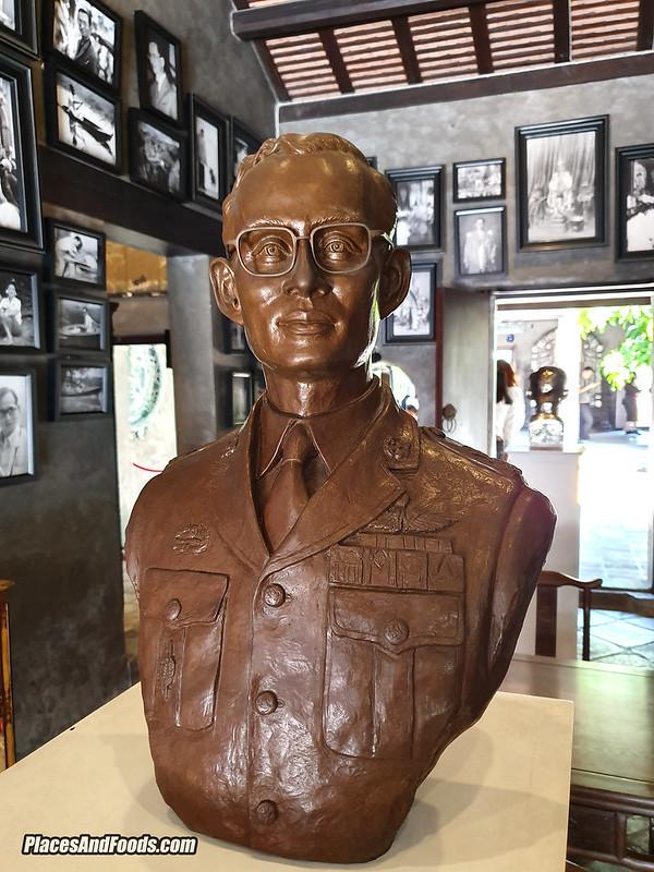 Baan Nakhon Nai Museum king rama 9