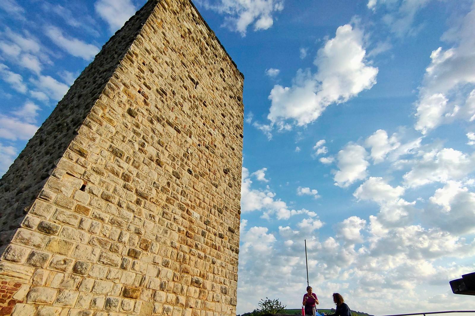 Turm der Schwabsburg