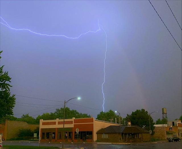 Washington Kansas Lightning