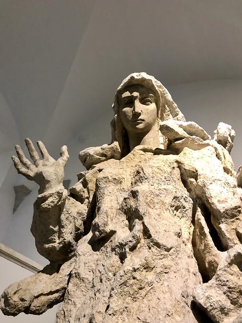 Statue / Vaticaan Museum / Vaticaanstad