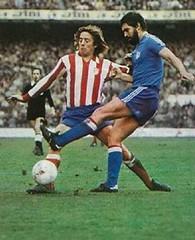 Temporada 1977/78: Atlético de Madrid 0 – Athletic de Bilbao 1